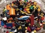 Лего Lego 2,1 кг одним лотом photo 1