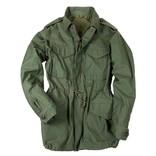 ® Оригинальная зимняя военная куртка олива с подстёжкой армии Греции