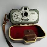Плёночная камера Movinette 8B. Zeiss Ikon. Germany. Винтаж