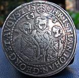 Талер 1595 р. Саксонія