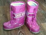 Snow Boot - теплые боты разм.38-40
