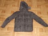 Куртка зимняя на мальчика 11-12 лет