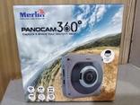 Камера Merlin 360°