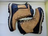Ботинки Зимние Timberland из Натуральной Кожи (Розмір-39\25.5)