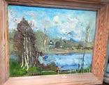 Три работы заслуженного художника Украины Алексея Полякова., фото №3