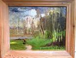 Три работы заслуженного художника Украины Алексея Полякова., фото №7