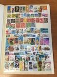 Альбом интересных марок мира (есть экзотика) 2881 марка.