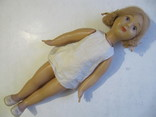 Кукла паричковая на резинках 40 см.