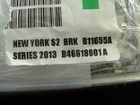 2 доллара США 2013 г UNC 1000 банкнот номера подряд штат NEW YORK photo 4