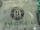 2 доллара США 2013 г UNC 1000 банкнот номера подряд штат NEW YORK photo 8