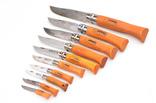 Комплект раскладных ножей Opinel, Франция