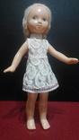 Кукла СССР, паричковая, 27 см.