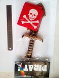Набор пирата (бондана, кинжал), фото №3