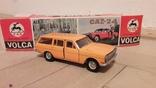 Газ 2402 волга оранжева а13 1978р з вкладешом