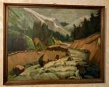 Большая картина 1940 года