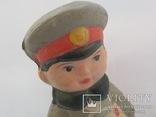 Юный Гаишник, постовой. Резина. СССР photo 5