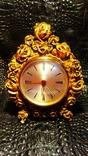 Часы антикварные механические Франция