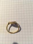 Золотой перстень Рим