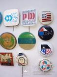 Выставки в Киеве ГДР, ВНР, ПНР, США - 16 шт., фото №5