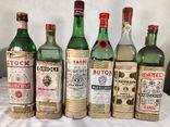 Коллекция ликеров Мараскино 1950-80-е 32 гр. 0.7 л.