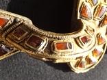 Фибула Готы 5 век.н.е.з камушками. photo 4