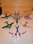 Модели самолётов Диснея в сборе, фото №2