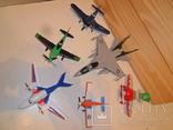 Модели самолётов Диснея в сборе, фото №3