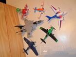 Модели самолётов Диснея в сборе, фото №4