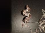 Ожерелье с натуральными опалами photo 2