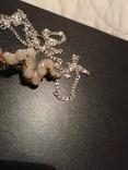 Ожерелье с натуральными опалами photo 3