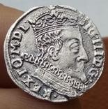 Три гроша Сигизмунд III Ваза 1597 г.