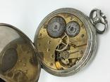 Кишеньковий годинник Longines photo 8