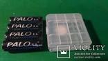 Акумулятори AA PALO 1.2v 3000mAh Ni-MH 4штуки + подарунок
