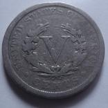 5 центов 1903 США    (Н.22.6)~, фото №2