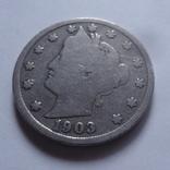 5 центов 1903 США    (Н.22.6)~, фото №4