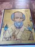 Икона Николай Чудотворец (отвратный)