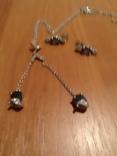 Ожерелье с натуральными сапфирами, фото №4