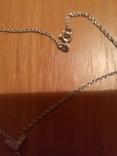 Ожерелье с натуральными сапфирами, фото №5