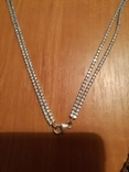 Ожерелье с натуральными сапфирами photo 4