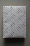 Блокнот ручной работы с нелинованными состаренными страницами -Осенний уют- 115 листов, фото №5