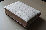 Блокнот ручной работы с нелинованными состаренными страницами -Осенний уют- 115 листов, фото №7
