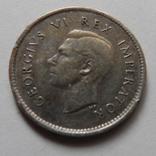 3 пенса 1937 Африка    (Н.23.6)~, фото №4
