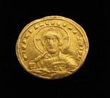 Солид Константин VII Роман II 913-959 гг золото 4.23 г