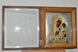 Икона Божией Матери,оклад серебро 84 пр. photo 5