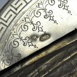 Икона Божией Матери,оклад серебро 84 пр. photo 8