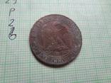 5 сантим 1861  Франция     (Р.2.6)~, фото №6