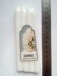 Свечки ароматные 12см (4шт)