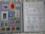 Марки Болгарии и Чехословакии 555шт. +альбом в подарок, фото №10