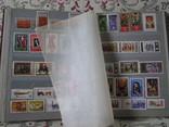 Марки Болгарии и Чехословакии 555шт. +альбом в подарок, фото №11