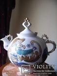 Большой чайник. Автор: Трегубова В.М. -, фото №2